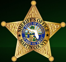Martin Country Sheriff Badge