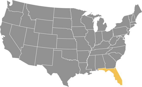 Nationwide-map-of-Braswell-Bail-Bonds-Network